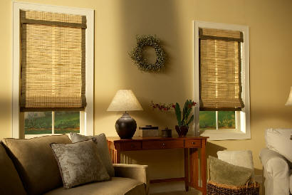 Natural Woven Shades Blind Time Curtains Blinds